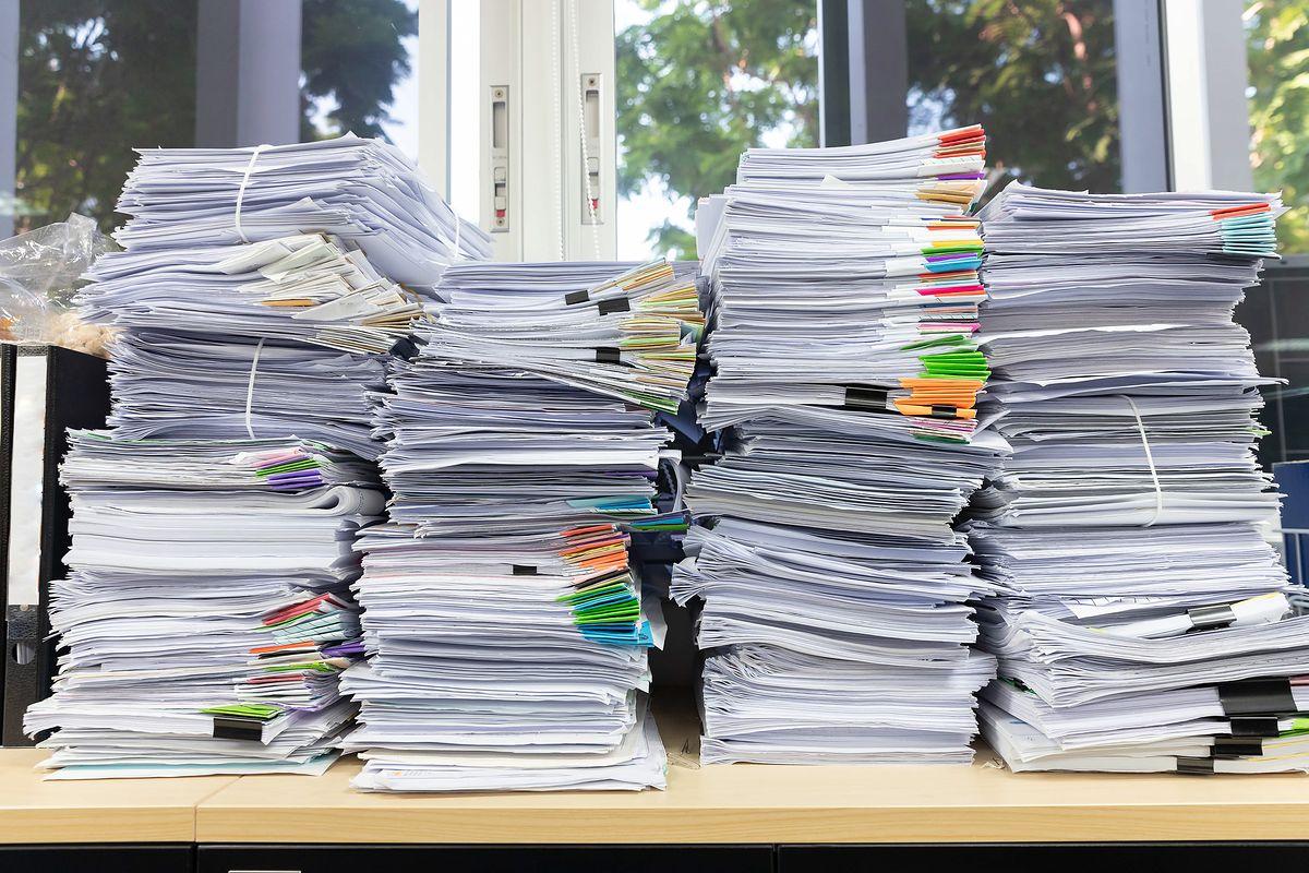 Jak RODO określa niszczenie dokumentów
