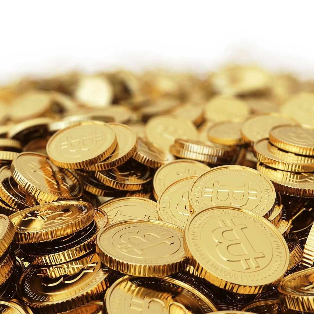 Bitcoin na nowych szczytach. Przebił poziom 4,8 tys. dol.