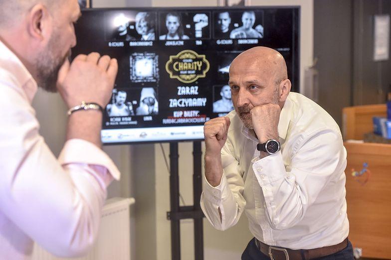"""Kazimierz Marcinkiewicz zadebiutuje w ringu. """"Zacząłem lubić boks"""""""