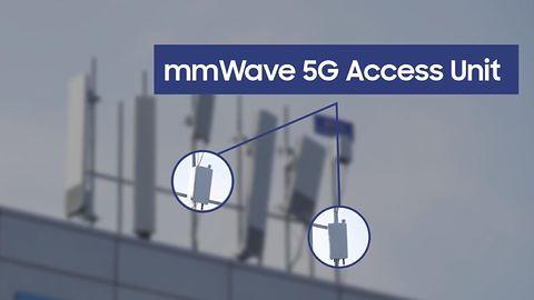 Samsung rozpędził sieć 5G do 8,5 Gbps. To nowy rekord
