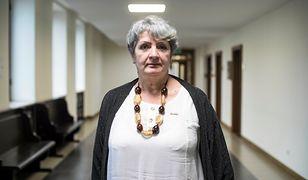 Krystyna Malinowska przyznaje, że walczy o szacunek dla obywateli