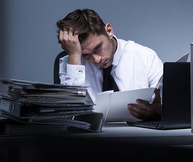 W Polsce uczucie wyczerpania deklaruje 11 mln pracujących zawodowo osób