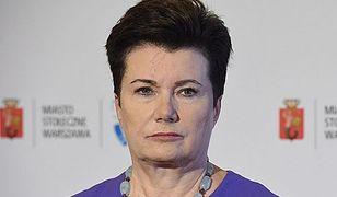 Gronkiewicz-Waltz odmawia stawiennictwa przed komisją jako strona postępowań