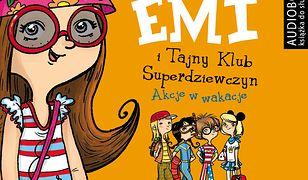 Emi (IV). Emi i Tajny Klub Superdziewczyn. Tom 4. Akcje w wakacje