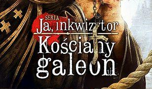 Ja, Inkwizytor. Kościany Galeon