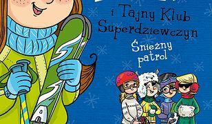 Emi i Tajny Klub Superdziewczyn. Śnieżny patrol. Tom 6
