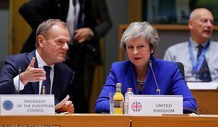 O 18 w Brukseli rozpoczęły się rozmowy unijnych przywódców na temat nowej daty brexitu