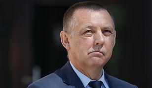 Marian Banaś zapowiedział, że udaje się na bezpłatny urlop do czasu aż CBA zakończy kontrolę jego oświadczenia majątkowego.