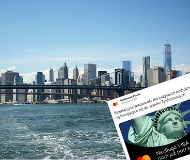 Mastercard wykorzystał decyzję o zniesieniu wiz do tego, by zadrwić z konkurencji
