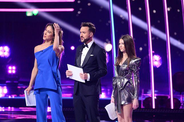 Eurowizja Junior 2019. Wpadka Roksany Węgiel na scenie
