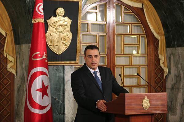 Premier Mehdi Dżomaa