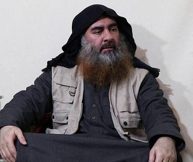 Zdjęcie z ostatniego publicznego wystąpienia al-Bagdadiego