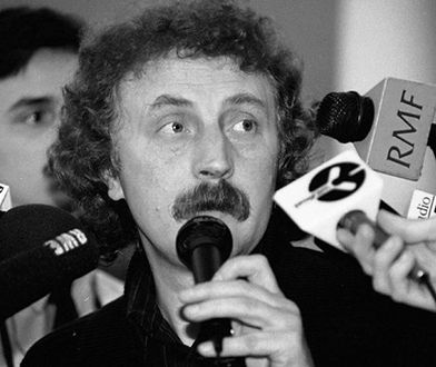 Longin Komołowski w 1994 r.