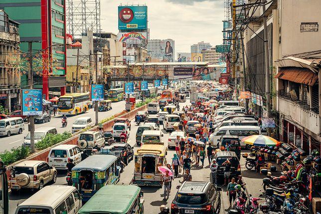 Na filipińskich ulicach królują jeepneye
