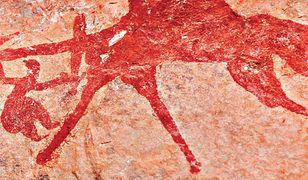 Algieria. Tysiące obrazów z epoki kamienia na Saharze