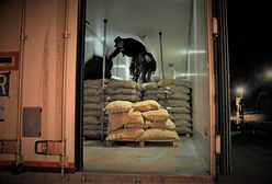 Afgańczyk ukryty w ziemniakach chciał dostać się do Francji. Wpadł w Polsce