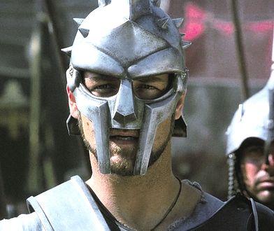 """Smutna prawda o uwielbianym filmie. """"Gladiator"""" jest pełen bzdur"""