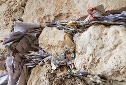 Izrael. Turyści mogą zostawić notkę w Ścianie Płaczu bez wychodzenia z domu