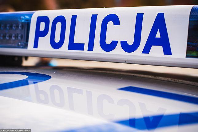 Policja od południa szuka zbiega