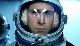 Ryan Gossling jako Neil Armstrong, który wykonał wielki krok dla całej ludzkości