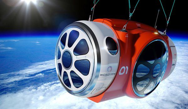 Prywatny lot w kosmos za 75 tysięcy dolarów