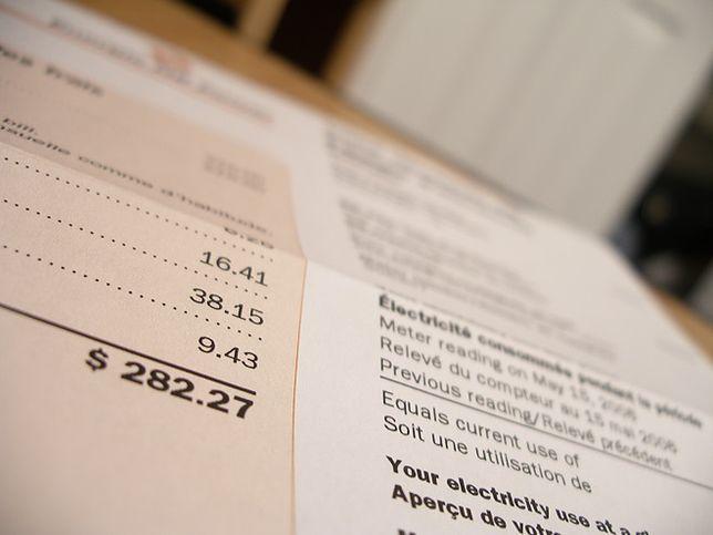 Co można wyczytać z rachunku za prąd?
