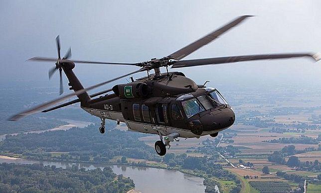 Śmigłowce Black Hawk produkowane przez polską firmę zostaną dostarczone Rumunii