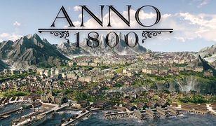 """Kadr z trailera gry """"Anno 1800"""""""