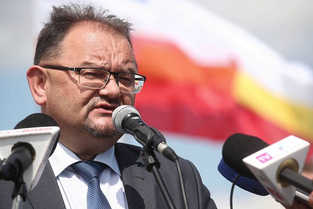 Burmistrz Skawiny Norbert Rzepisko