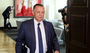 Marian Banaś od ubiegłego wtorku zastąpił na stanowisku ministra finansów Teresę Czerwińską