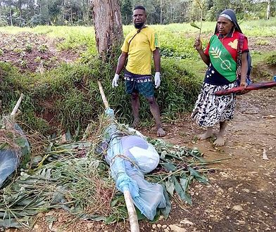 Papua-Nowa Gwinea. Nieznani sprawcy zamordowali co najmniej 18 osób