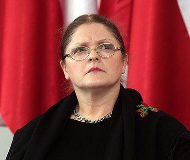 Krystyna Pawłowicz należała do komunistycznej młodzieżówki. Posłanka PiS wstąpiła do niej jeszcze podczas studiów