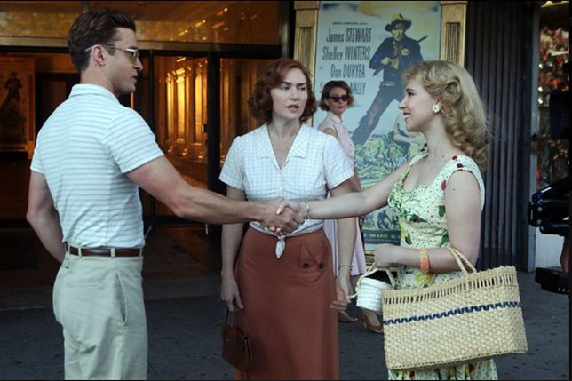 "Kadr z filmu ""Wonder Wheel"""