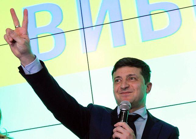 Nowy prezydent Ukrainy jest zwolennikiem porozumienia z Rosją