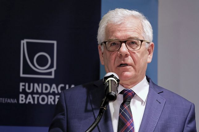 Jacek Czaputowicz podkreślił, że nie wyklucza spotkań dwustronnych na wysokim szczeblu