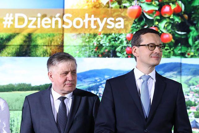Przez spór ministrów o kształcie nowego prawa łowieckiego może zadecydować premier Morawiecki.