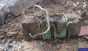 Znaleziony trotyl pochodzi z II wojny światowej