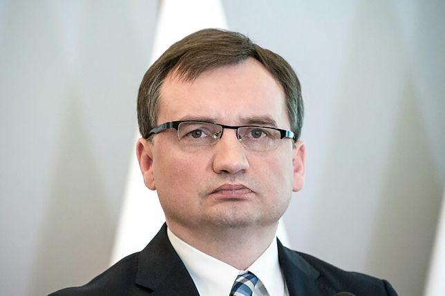 Zbigniew Ziobro skrytykował zachowania uczestników protestów ws. aborcji