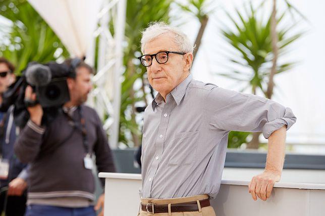 Książka Woody'ego Allena miała ukazać się w kwietniu