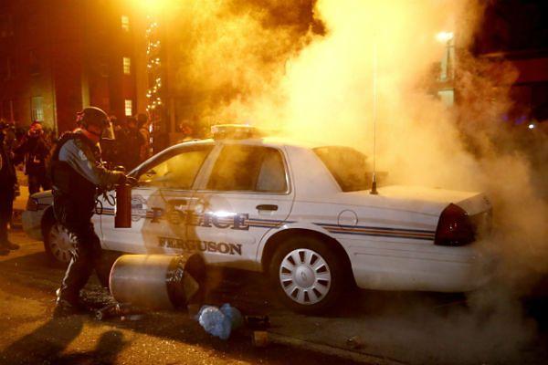 Ponad 400 aresztowanych w Ferguson i innych miastach
