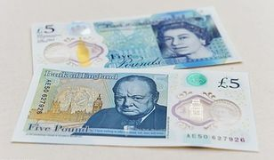 Krach funta. Brytyjska waluta najniżej od 1985 roku