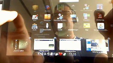 Nowy przełącznik okien w Plasma Active