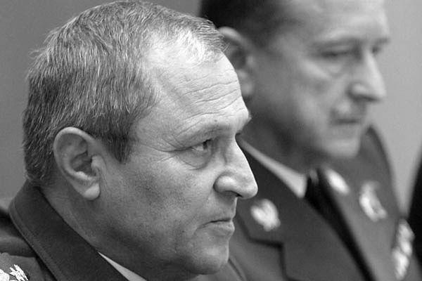 Gen. Stanisław Targosz w 2006 roku