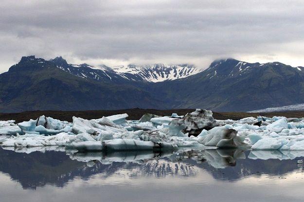Proces szybkiego topnienia lodowców nabiera tempa