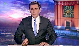 Upadek Frasyniuka według TVP. Na Twitterze już wrze