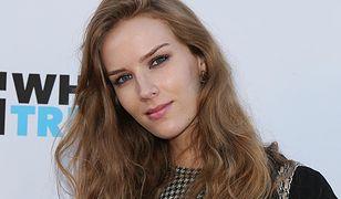"""Charlotte Kirk zagrała ostatnio główną rolę w """"Nicole & O.J."""""""