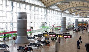 Lotnisko w Alicante obługuje rocznie ponad 10 mln pasażerów
