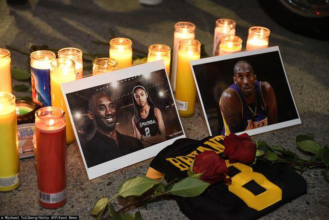Kobe Bryant zginął w katastrofie helikoptera
