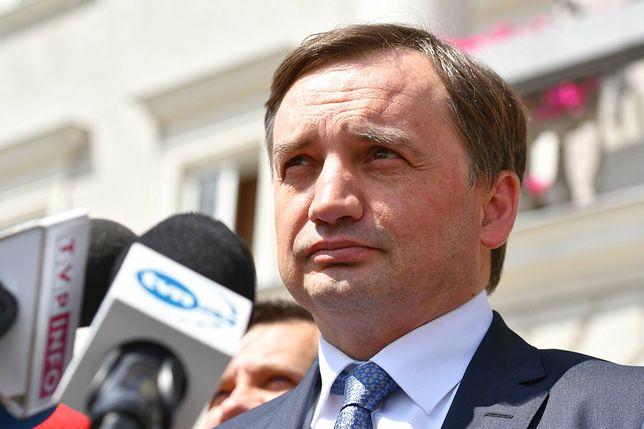 Zbigniew Ziobro uważa, że PO wspiera nietolerancję