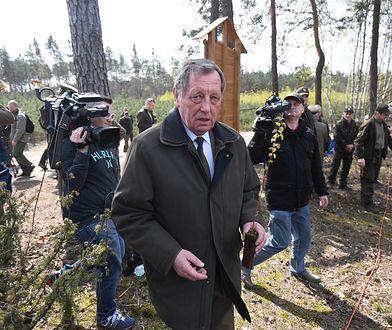 Jan Szyszko: Sadzimy tysiąc drzew na minutę. Jesteśmy w czołówce